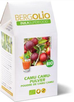 BERGOLIO Bio Camu-Camu-Pulver, 100 g