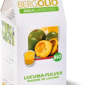 BERGOLIO Bio Lucuma-Pulver, 100g