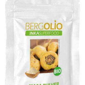 BERGOLIO Bio Maca-Pulver, 100g