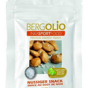 BERGOLIO Sacha Inchik Snack salty, take away-Tüte 30g