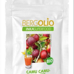 BERGOLIO Bio Camu-Camu-Pulver, 34 g