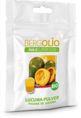 BERGOLIO Bio Lucuma-Pulver, 34g