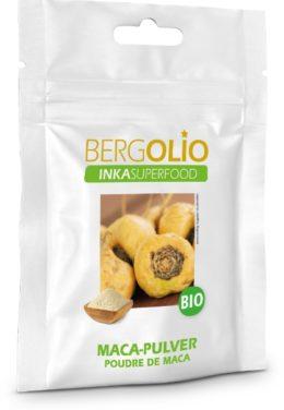 BERGOLIO Bio Maca-Pulver, 34 g