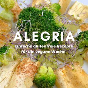 Start Paket Bio Glutenfrei Vegan Rezeptbuch