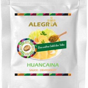Facil salsa de Huancaina