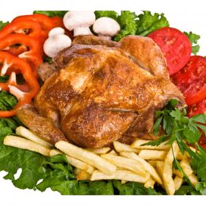 Pollo a la Brasa – 1/2 Poulet
